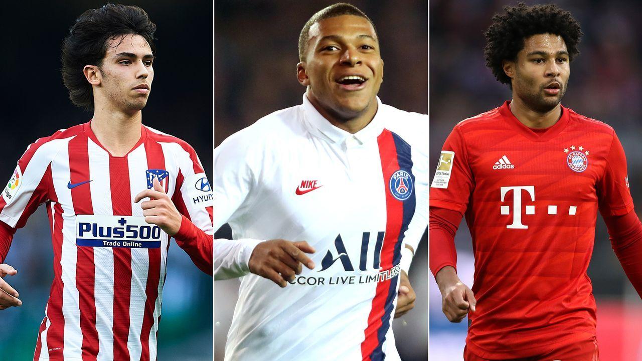 Top 30: Die wertvollsten Fußballer der Welt - Bildquelle: Getty Images/Imago