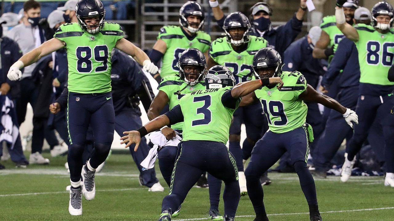 "Seattle Seahawks: ""Let Russ Cook"" - Bildquelle: getty"