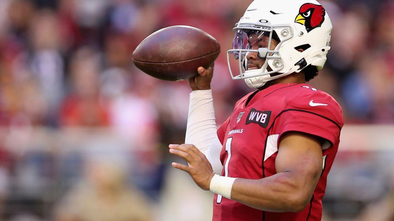 Arizona Cardinals - Bildquelle: 2019 Getty Images