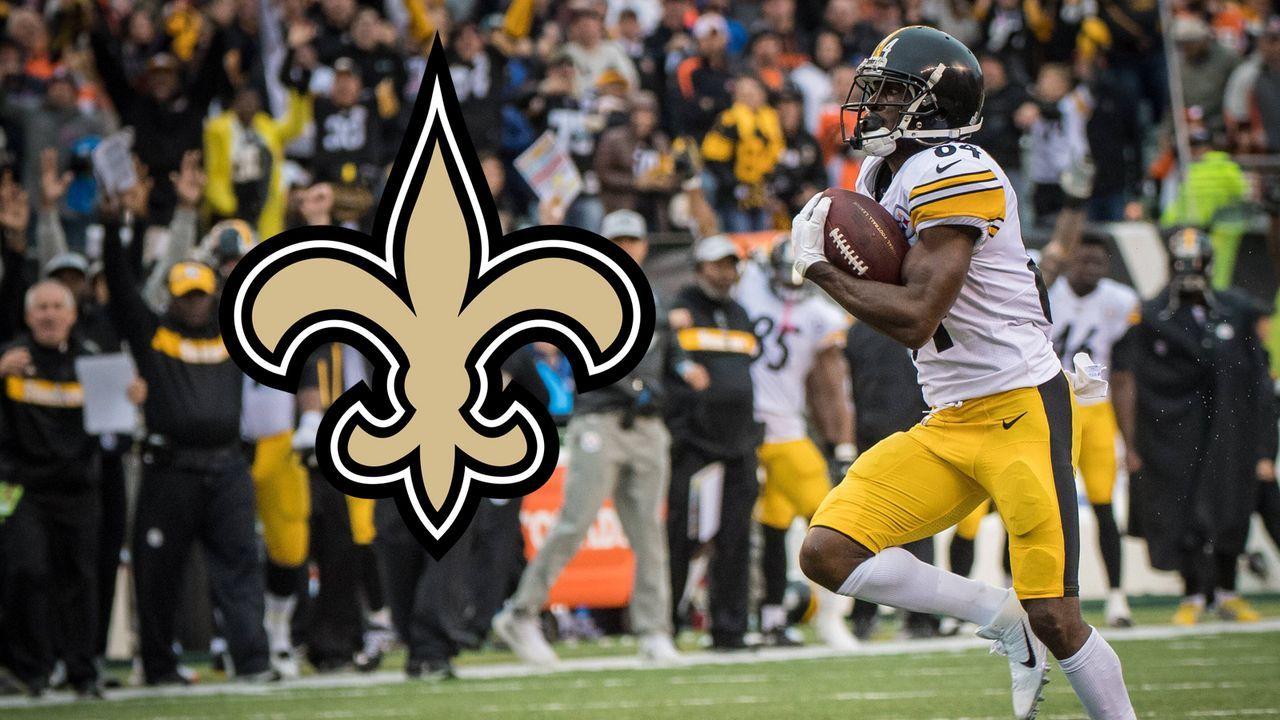 New Orleans Saints - Bildquelle: imago images