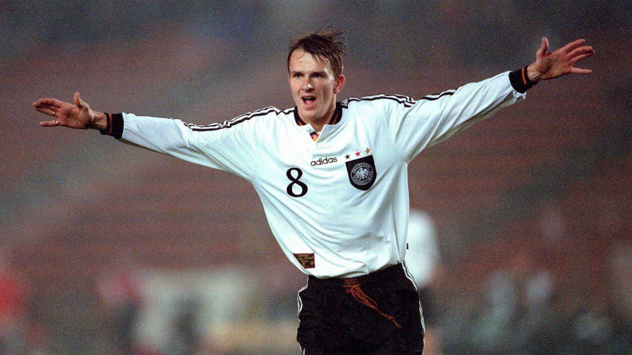 Mittelfeld: Dietmar Hamann - Bildquelle: imago sportfotodienst
