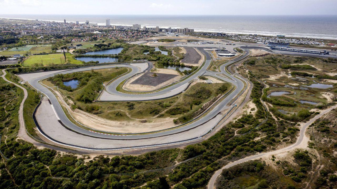 Circuit Park Zandvoort (Niederlande) - Bildquelle: imago