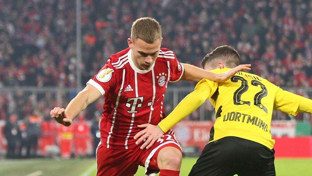 Borussia Dortmund Gegen Bayern Munchen Live Im Tv Stream
