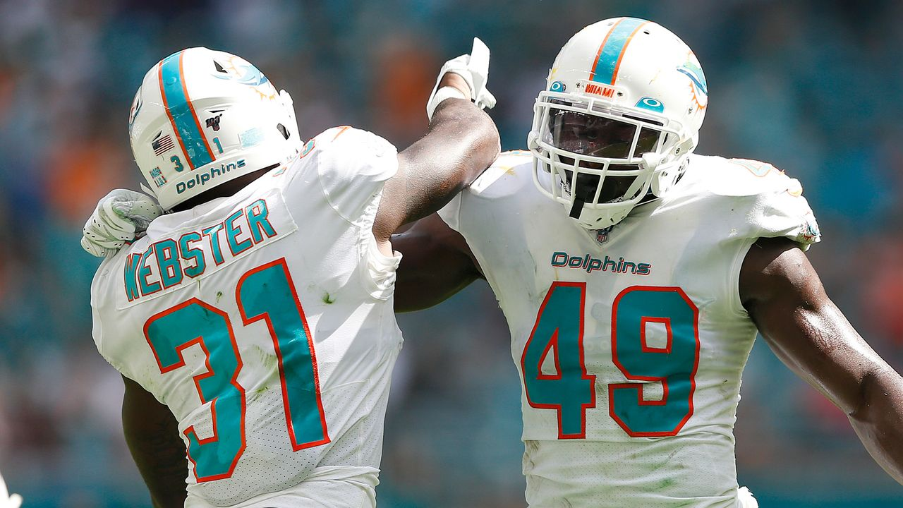 Pick 5: Miami Dolphins - Bildquelle: 2019 Getty Images