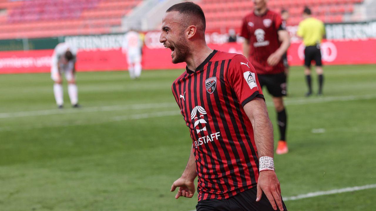 3. Platz: FC Ingolstadt 04 (59 Punkte) - Bildquelle: Imago Images
