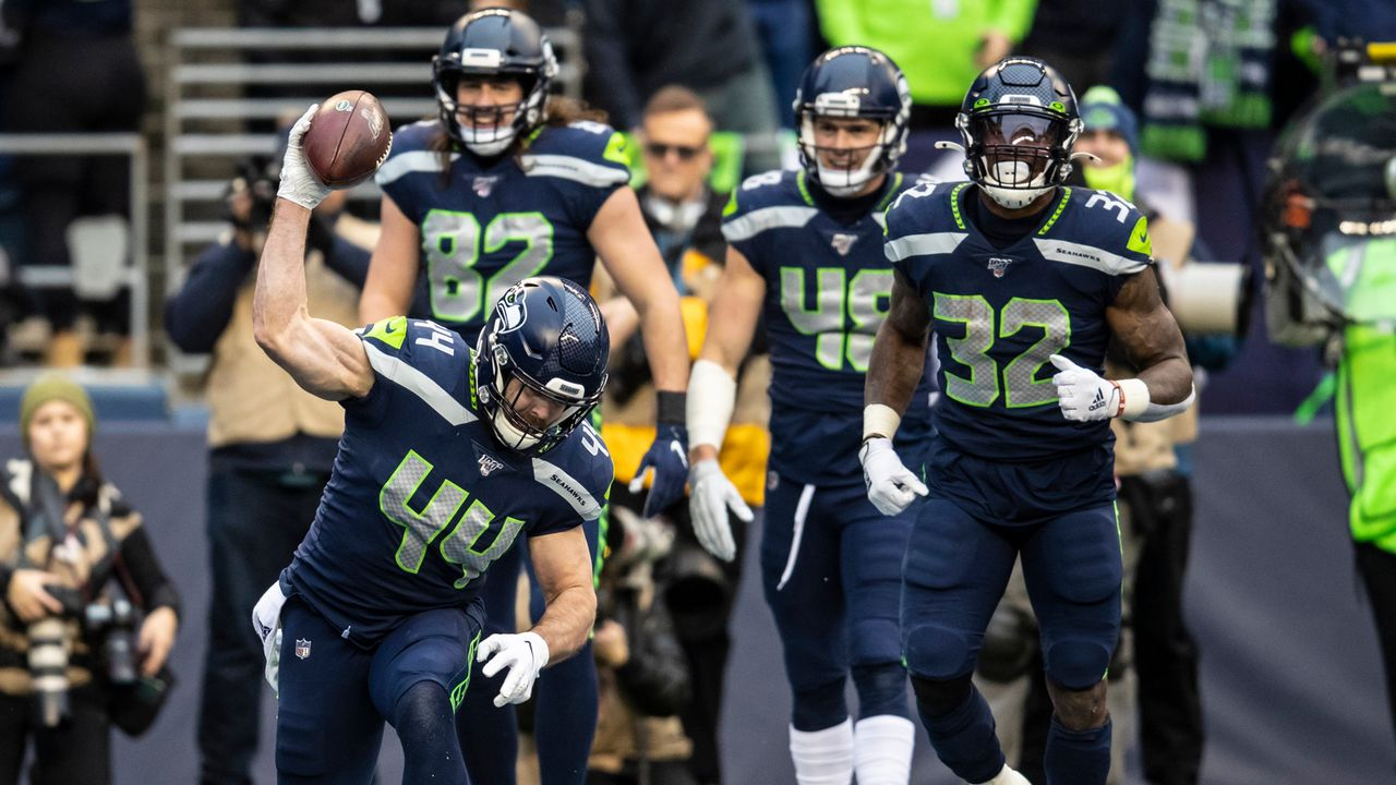 NFC: Seattle Seahawks (11-4) - Bildquelle: 2019 Getty Images