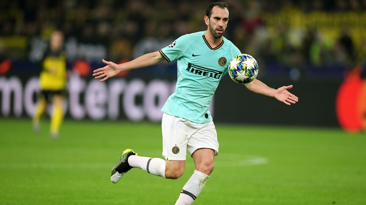 Diego Godin (Inter Mailand) - Bildquelle: 2019 Getty Images