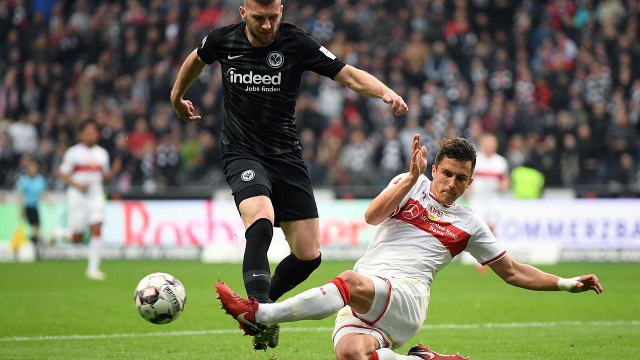 Platz 8 - Marc Oliver Kempf (VfB Stuttgart) - Bildquelle: 2019 Getty Images