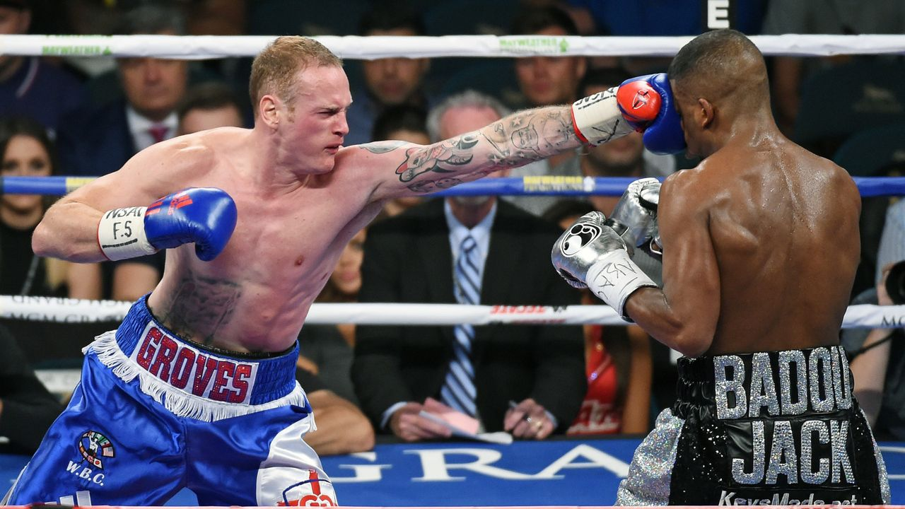 George Groves vs. Badou Jack - Bildquelle: Getty Images