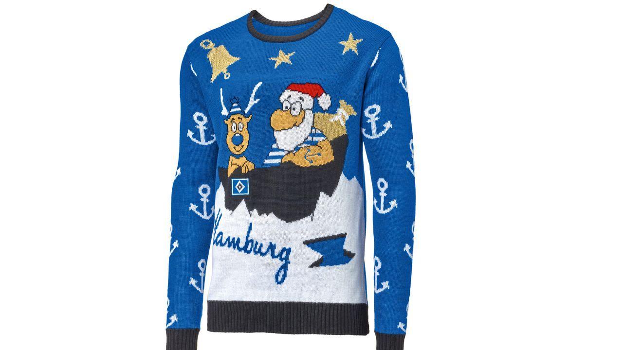 Schalke Weihnachtspullover