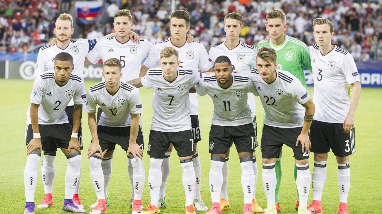 Die Stars der Mannschaft: 2017 - Bildquelle: imago