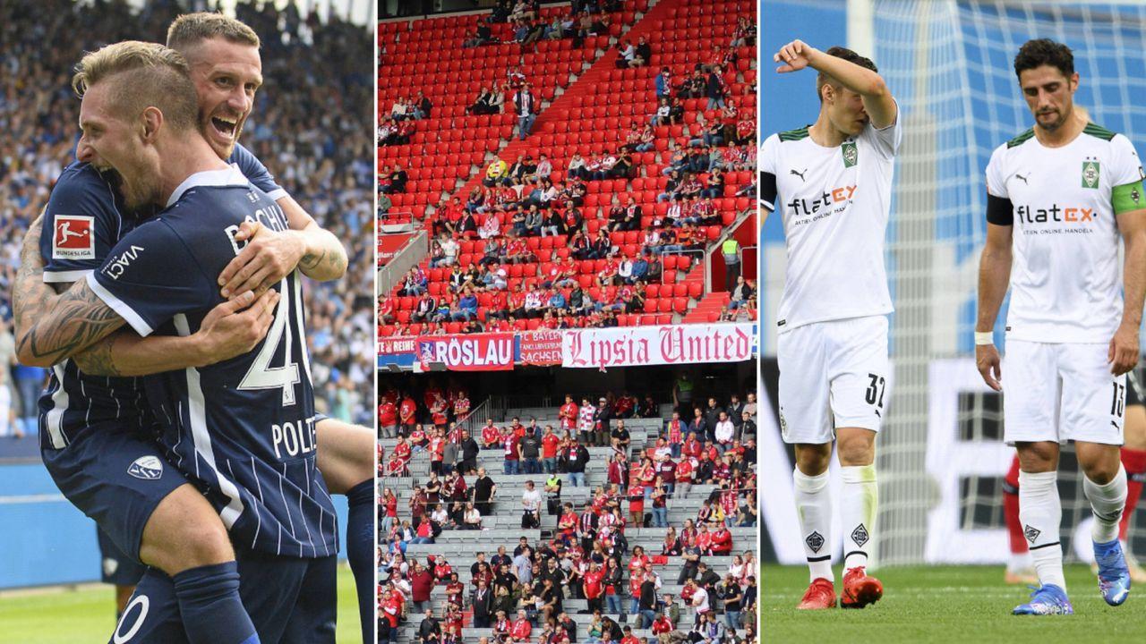 Die Gewinner und Verlierer des zweiten Bundesliga-Spieltags - Bildquelle: Imago