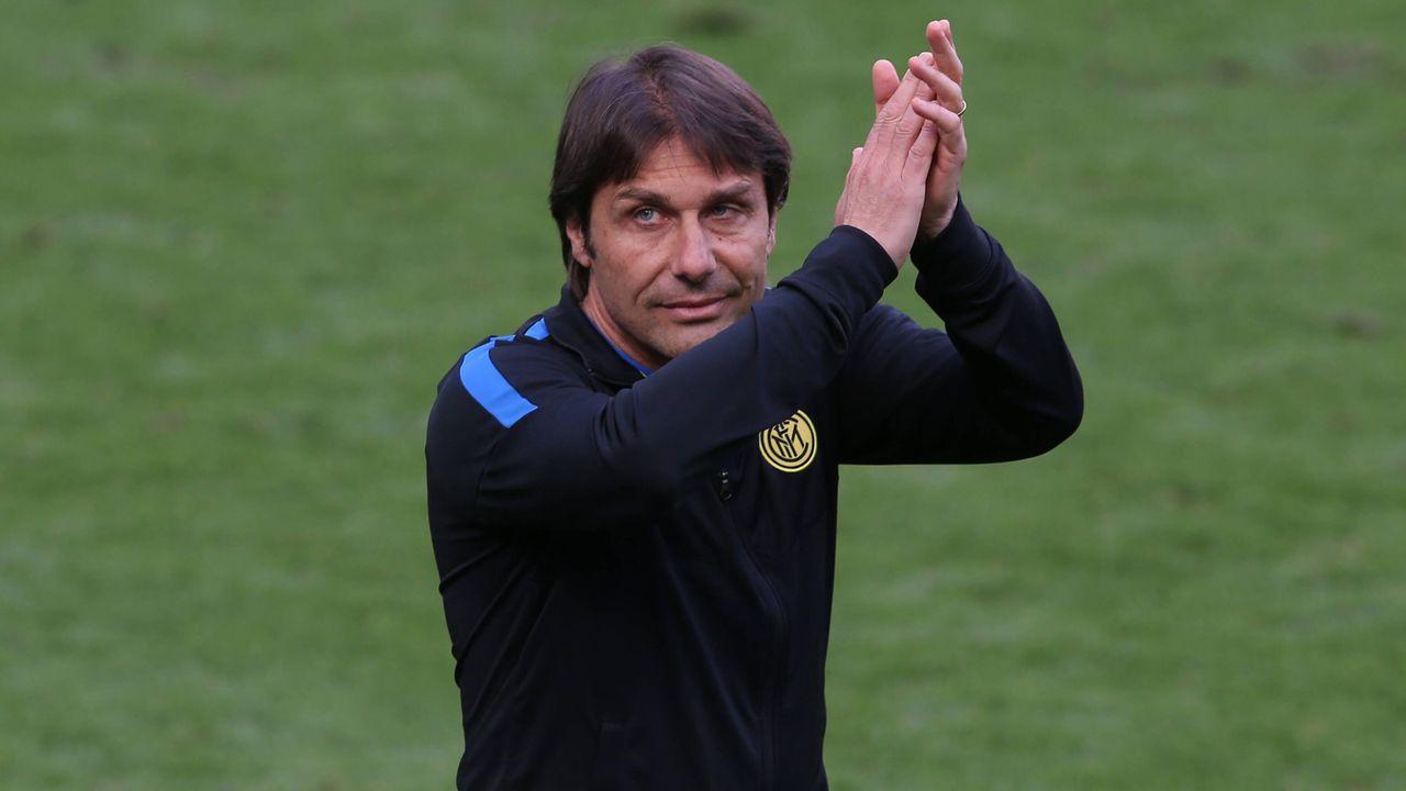 Antonio Conte (Inter Mailand) - Bildquelle: imago images/Sportimage