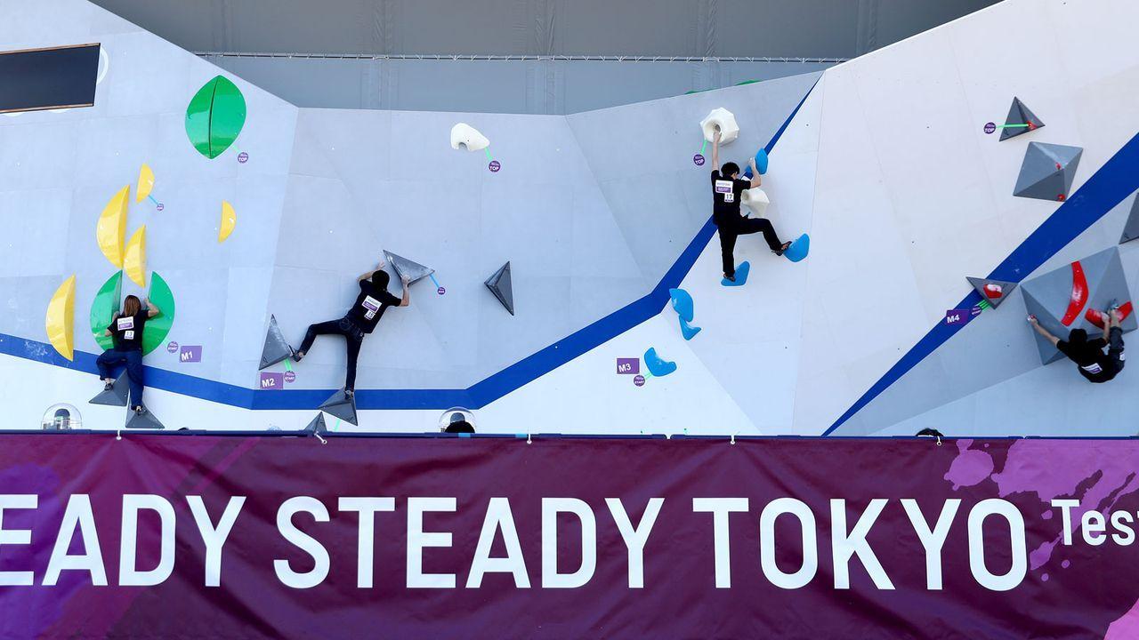 Neue Sportarten: Sportklettern - Bildquelle: Getty Images