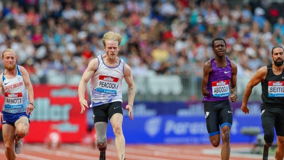 Special Olympics für Menschen mit Behinderung - Bildquelle: FIROFIROSID