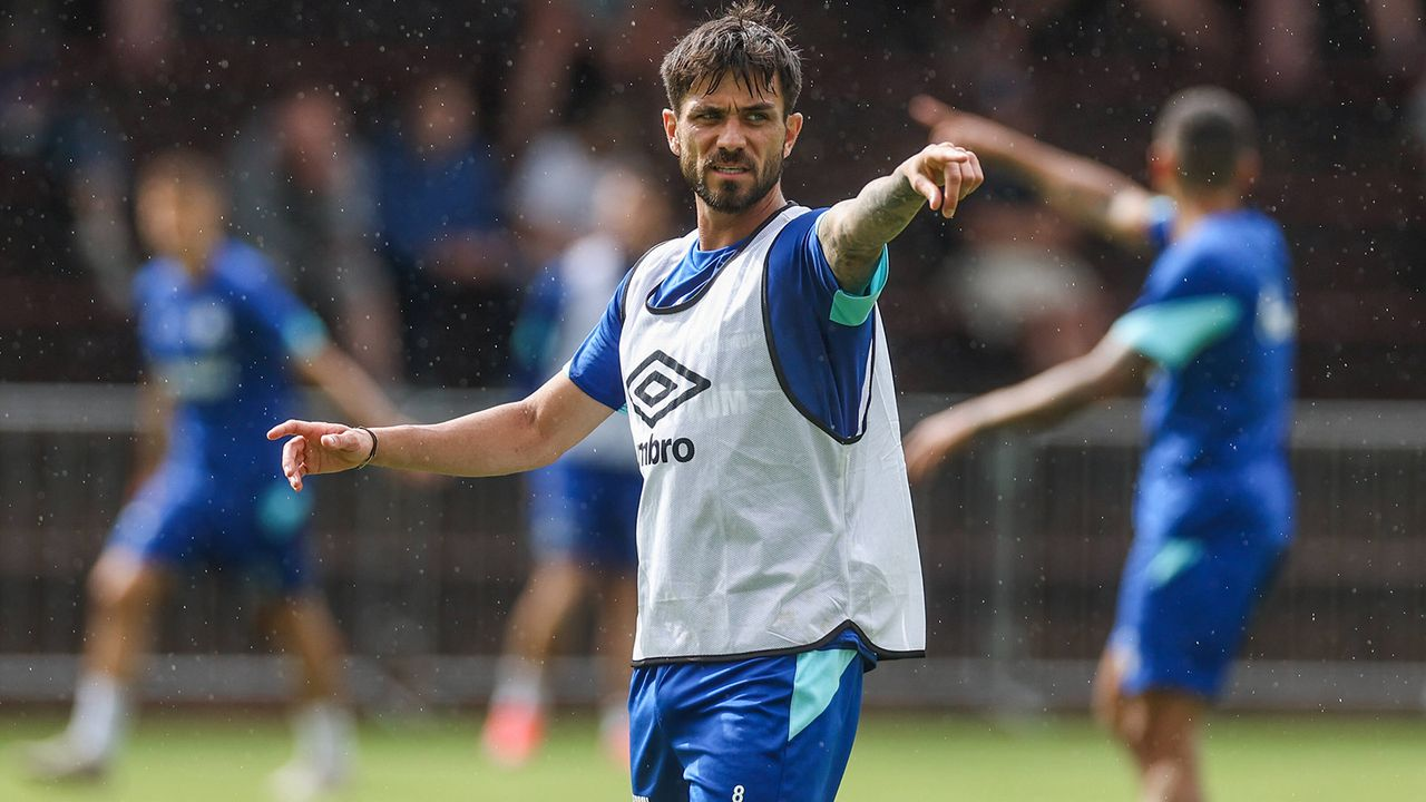 ZM: Danny Latza (FC Schalke 04) - Bildquelle: Imago Images