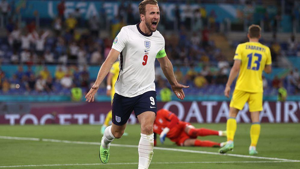 England steht erstmals seit 25 Jahren im EM-Halbfinale - Bildquelle: Getty Images