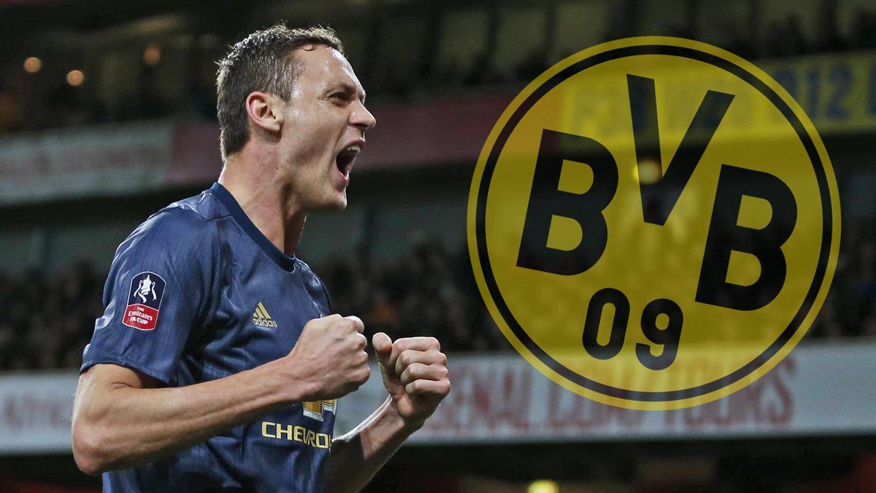 Nemanja Matic (Manchester United) - Bildquelle: imago/Xinhua