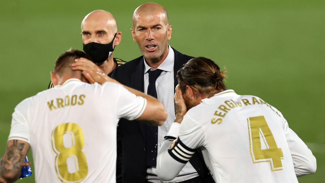 Platz 7: Real Madrid - Bildquelle: getty