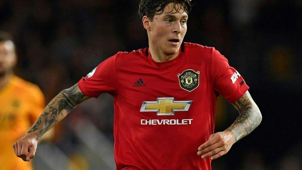 Manchester United bindet Lindelöf bis 2024 - Bildquelle: AFPSIDPAUL ELLIS