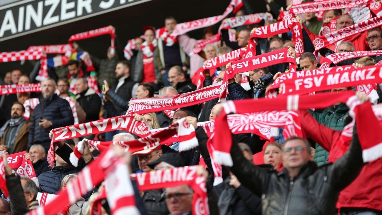 1. FSV Mainz 05 - Bildquelle: imago images/Hartenfelser