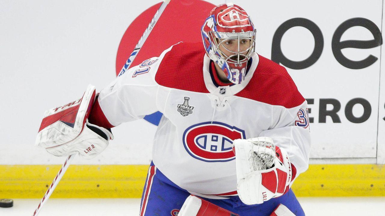 Carey Price (Montreal Canadiens) - Bildquelle: imago images/ZUMA Wire