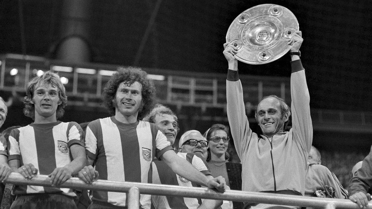 Saison 1971/72 - Bildquelle: imago/WEREK