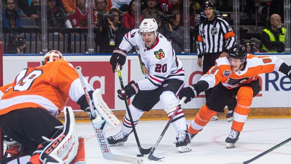 Wann und wie die NHL fortgesetzt wird, ist noch offen - Bildquelle: PIXATHLONPIXATHLONSID