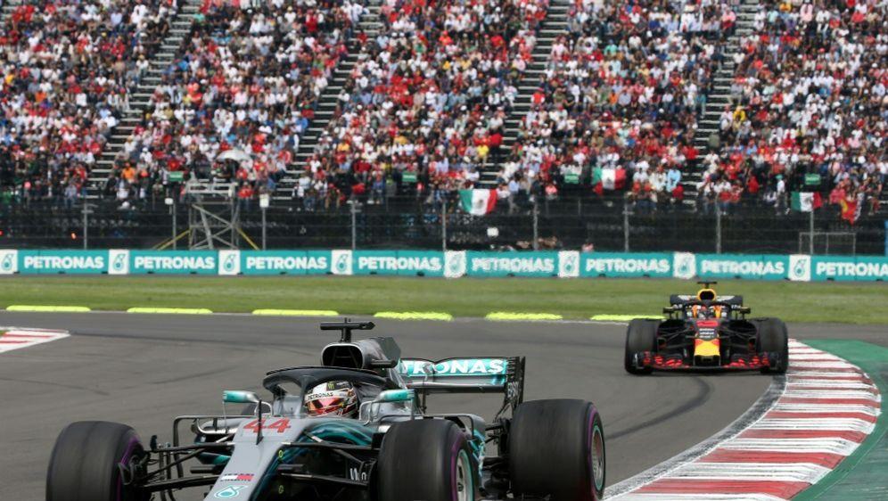 Formel 1 Rennen Mexiko