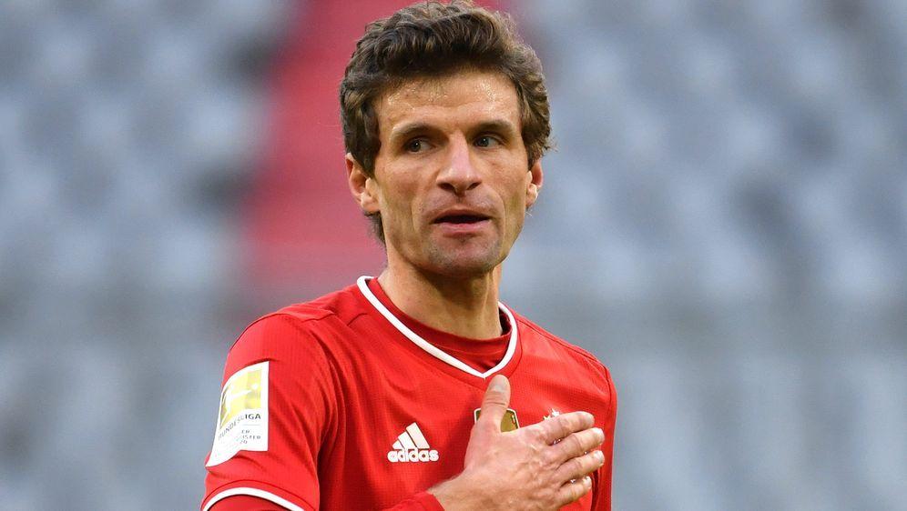 Thomas Müller erklärt Bereitschaft zur Nationalmannschaft