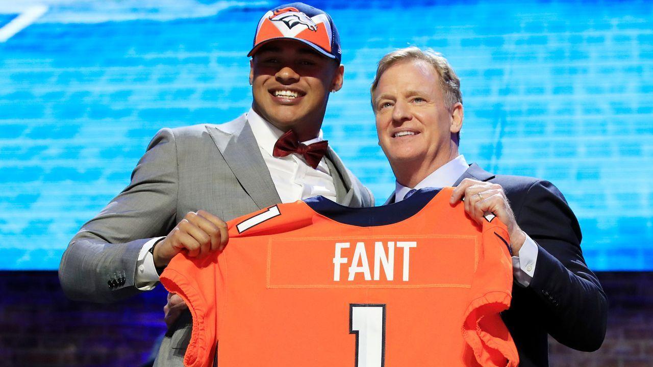 Draft Pick 20: Denver Broncos (durch Trade mit Pittsburgh Steelers) - Bildquelle: Getty