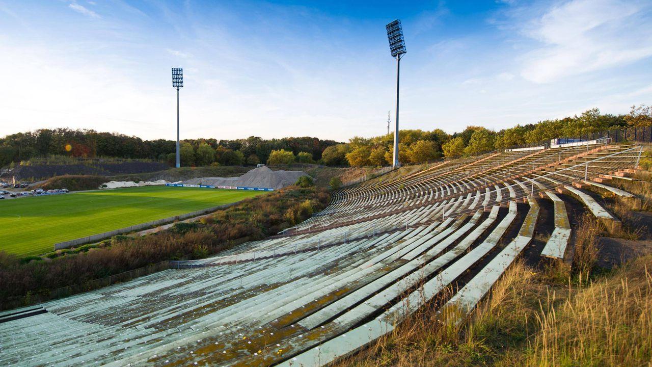 Parkstadion (FC Schalke 04) - Bildquelle: imago images/photoarena/Eisenhuth
