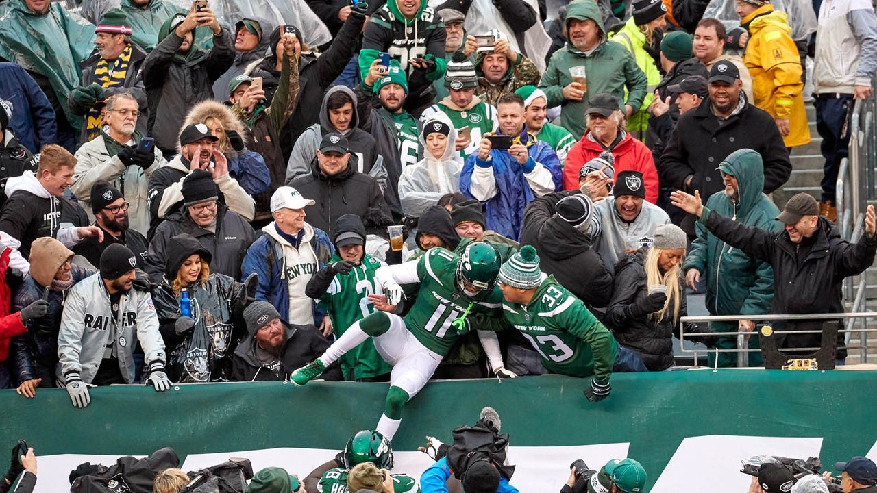 Platz 4: New York Jets - Bildquelle: imago images/ZUMA Press