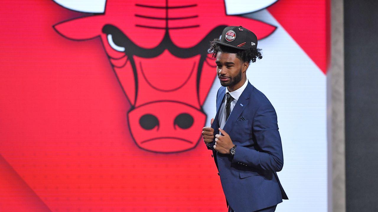 Pick 7: Coby White - Chicago Bulls - Bildquelle: 2019 Getty Images