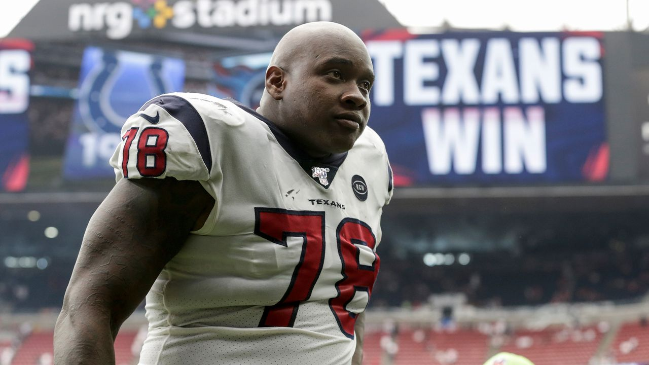 Laremy Tunsil (Houston Texans) - Bildquelle: getty