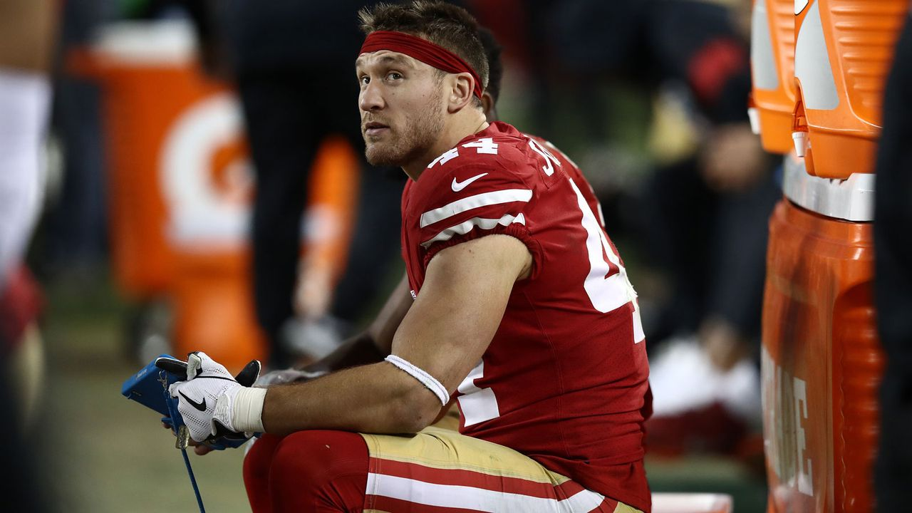 Kyle Juszczyk (San Francisco 49ers) - Bildquelle: Getty Images