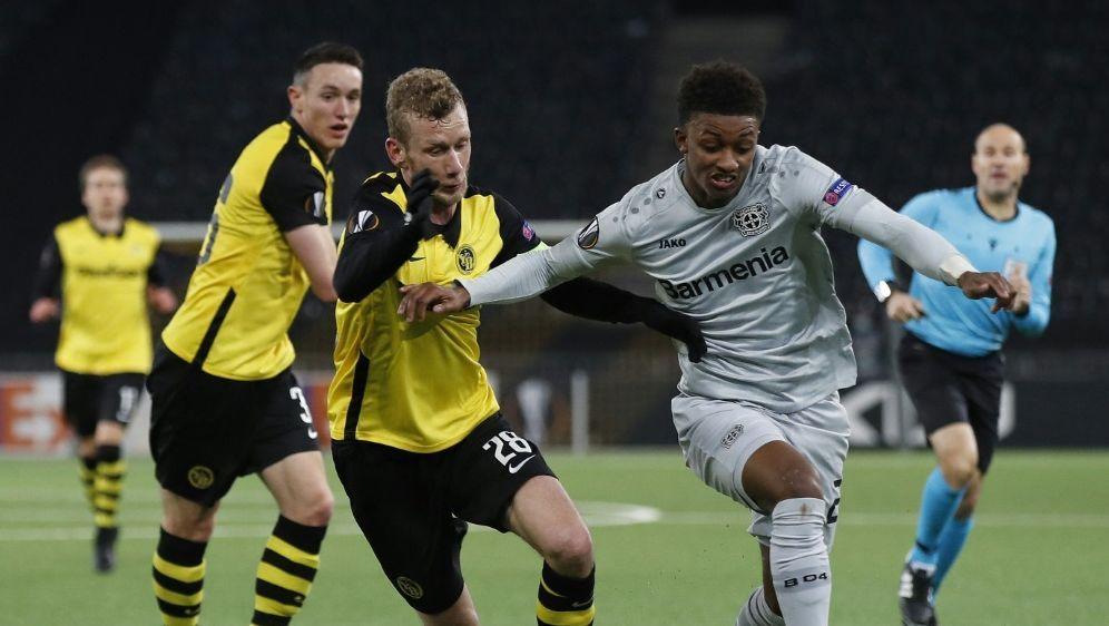 Leverkusen: EL-Rückspiel wird im Free-TV zu sehen sein - Bildquelle: AFPSIDSTEFAN WERMUTH