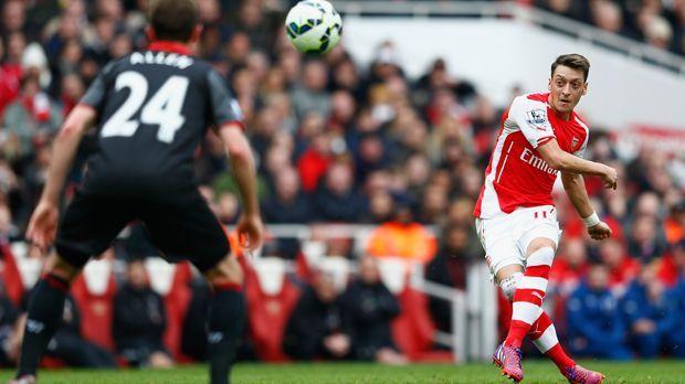 2014/15 (FC Arsenal) - Bildquelle: 2015 Getty Images