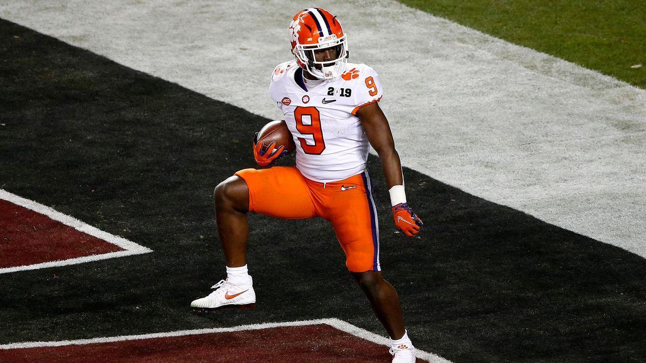 Travis Etienne (Running Back/Jacksonville Jaguars) - Bildquelle: getty