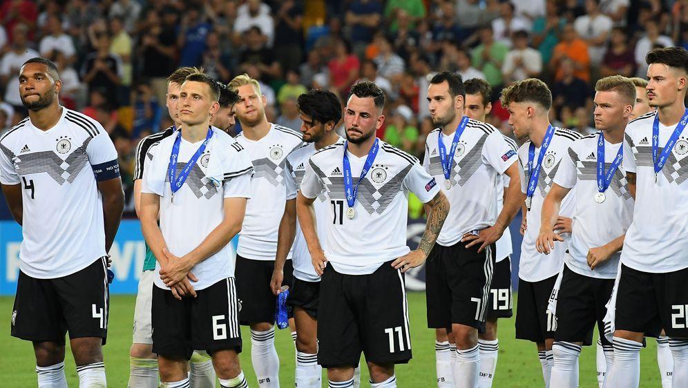 Spielte eine bärenstarke Europameisterschaft: Die deutsche U21-Nationalmanns... - Bildquelle: Getty