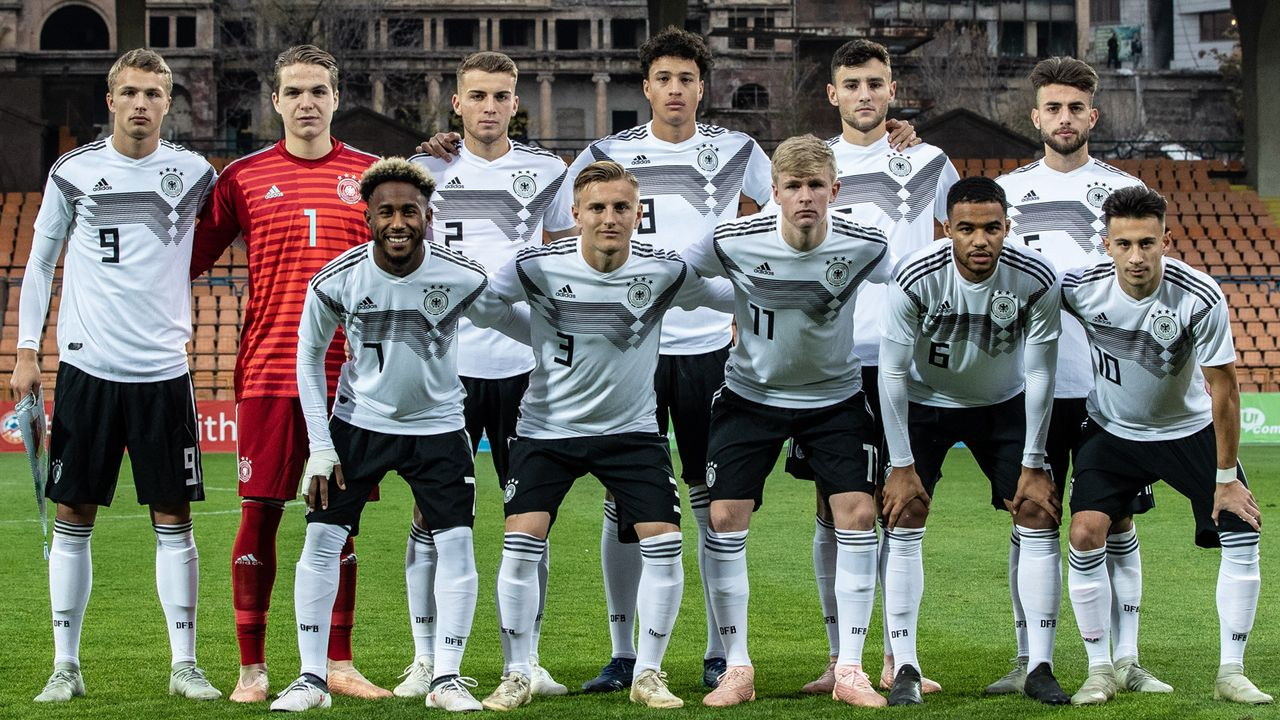U19 Nationalmannschaft  - Bildquelle: 2018 Getty Images