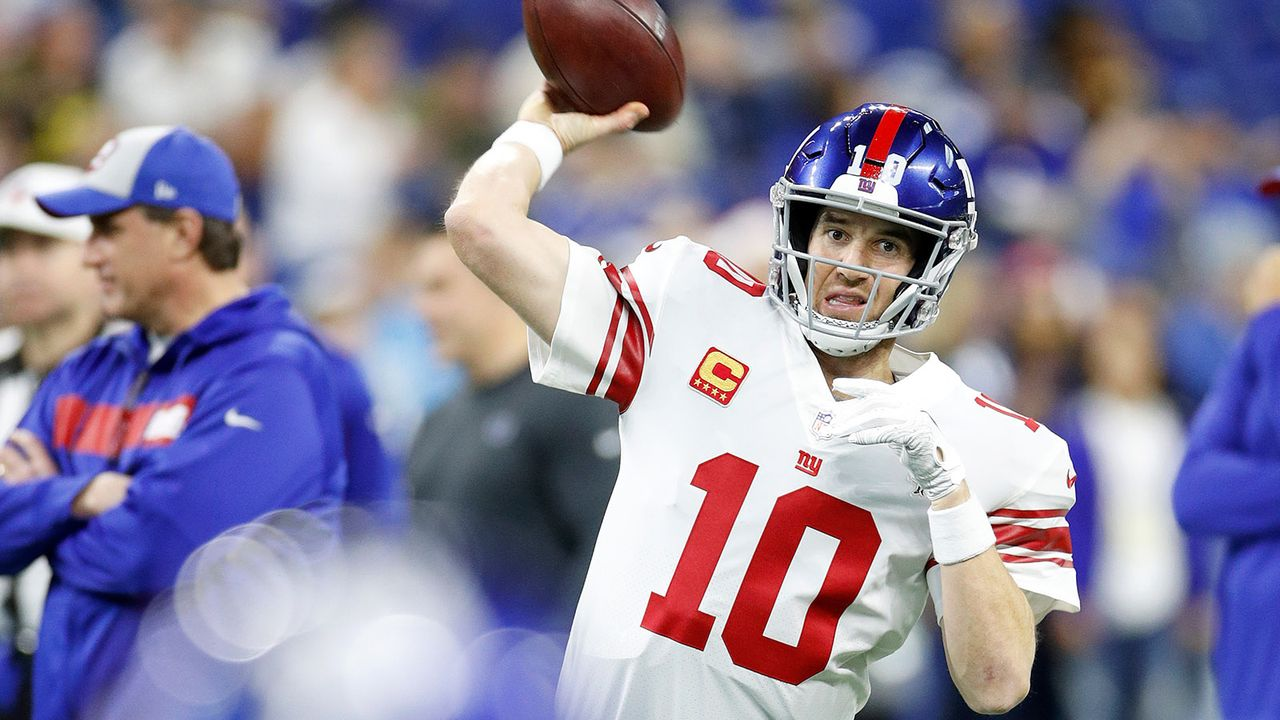 Eli Manning - Bildquelle: 2018 Getty Images