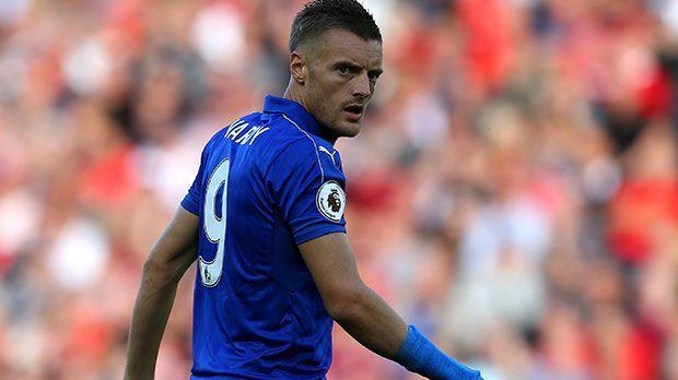 Jamie Vardy (England, Leicester City) - Bildquelle: imago/Sportimage