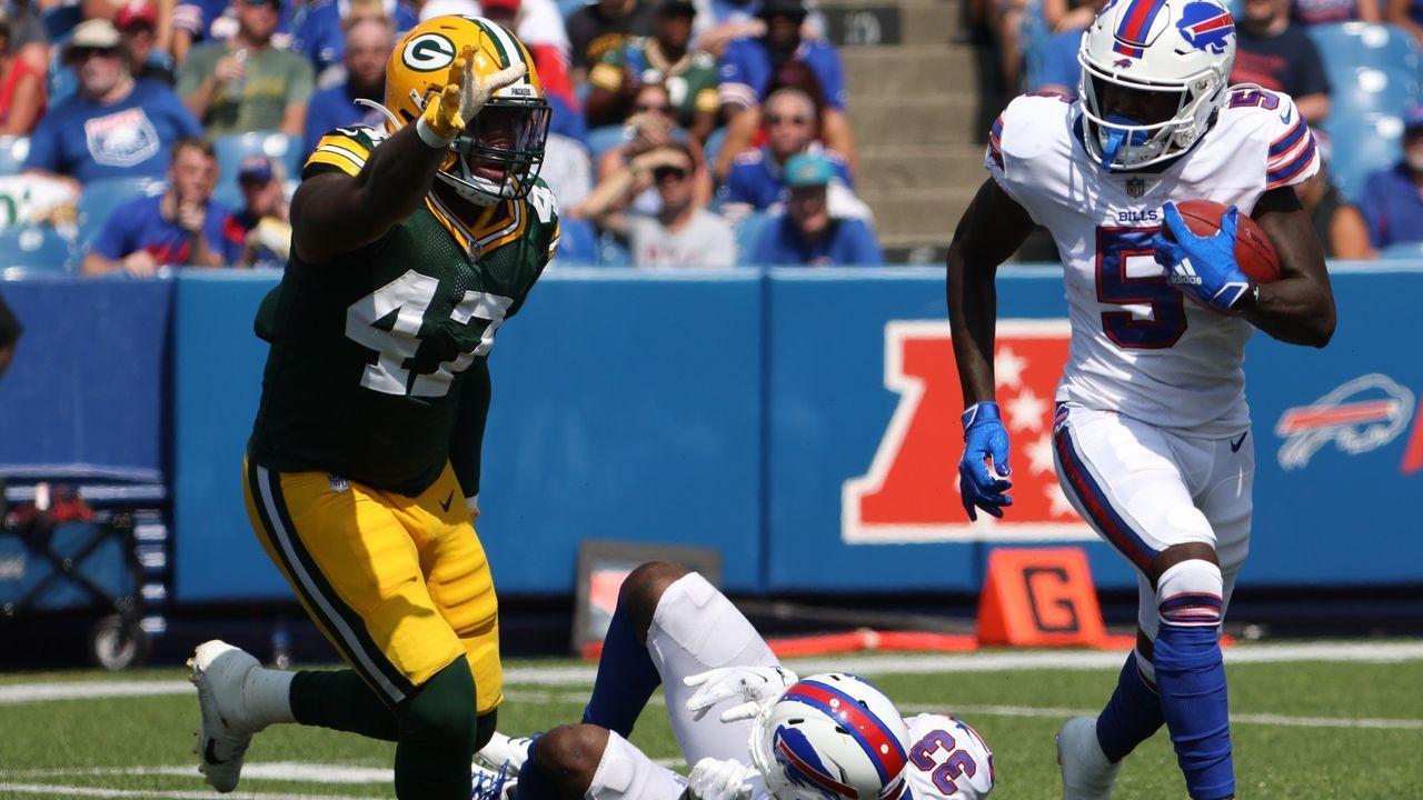 Chauncey Rivers (Green Bay Packers) - Bildquelle: Getty