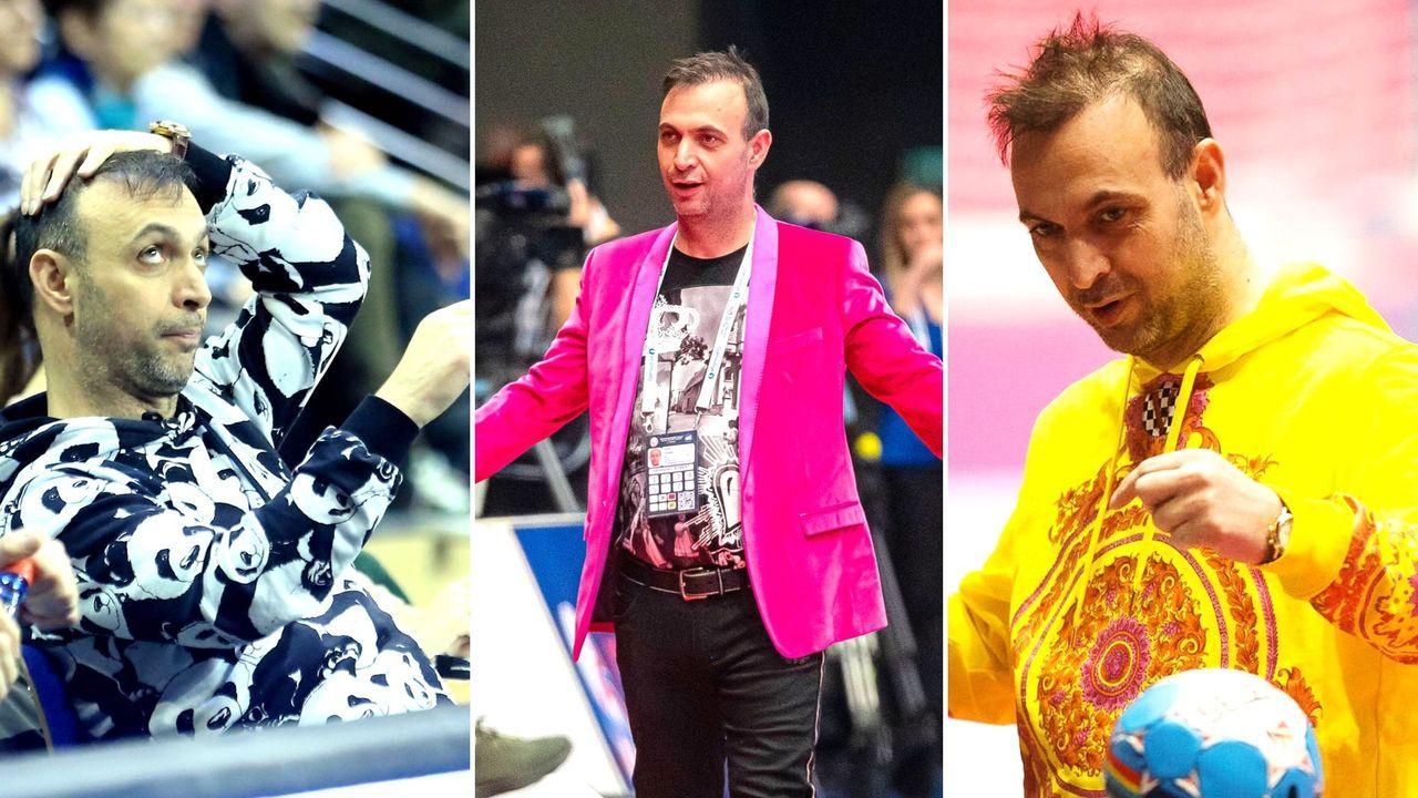 Die verrückten Styles des Bob Hanning - Bildquelle: imago