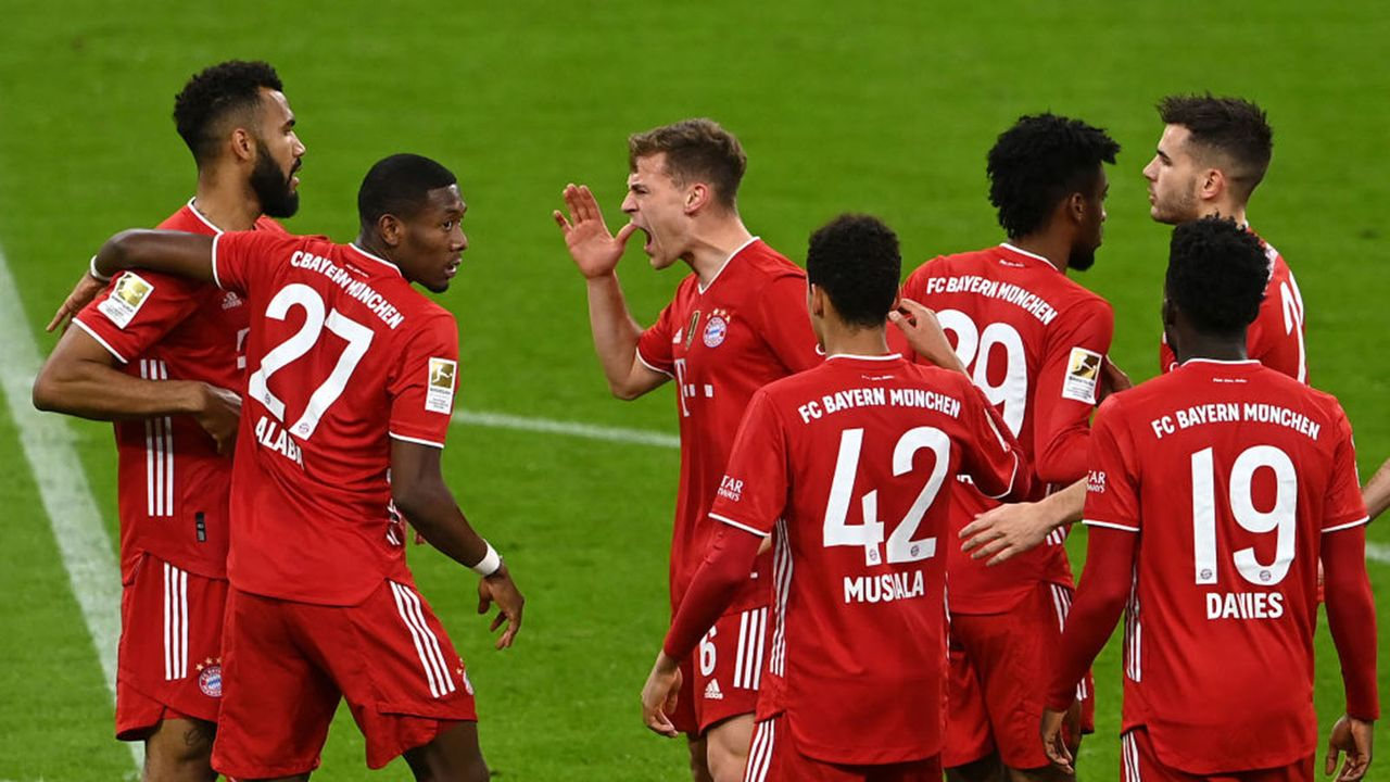 Die Bayern-Stars gegen Leverkusen in der Einzelkritik - Bildquelle: Imago Images