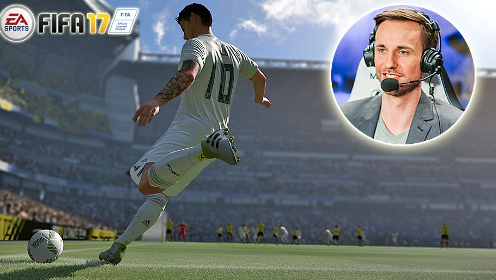 - Bildquelle: EA Sports / ESL / Benjamin Drexler (bPartGaming)