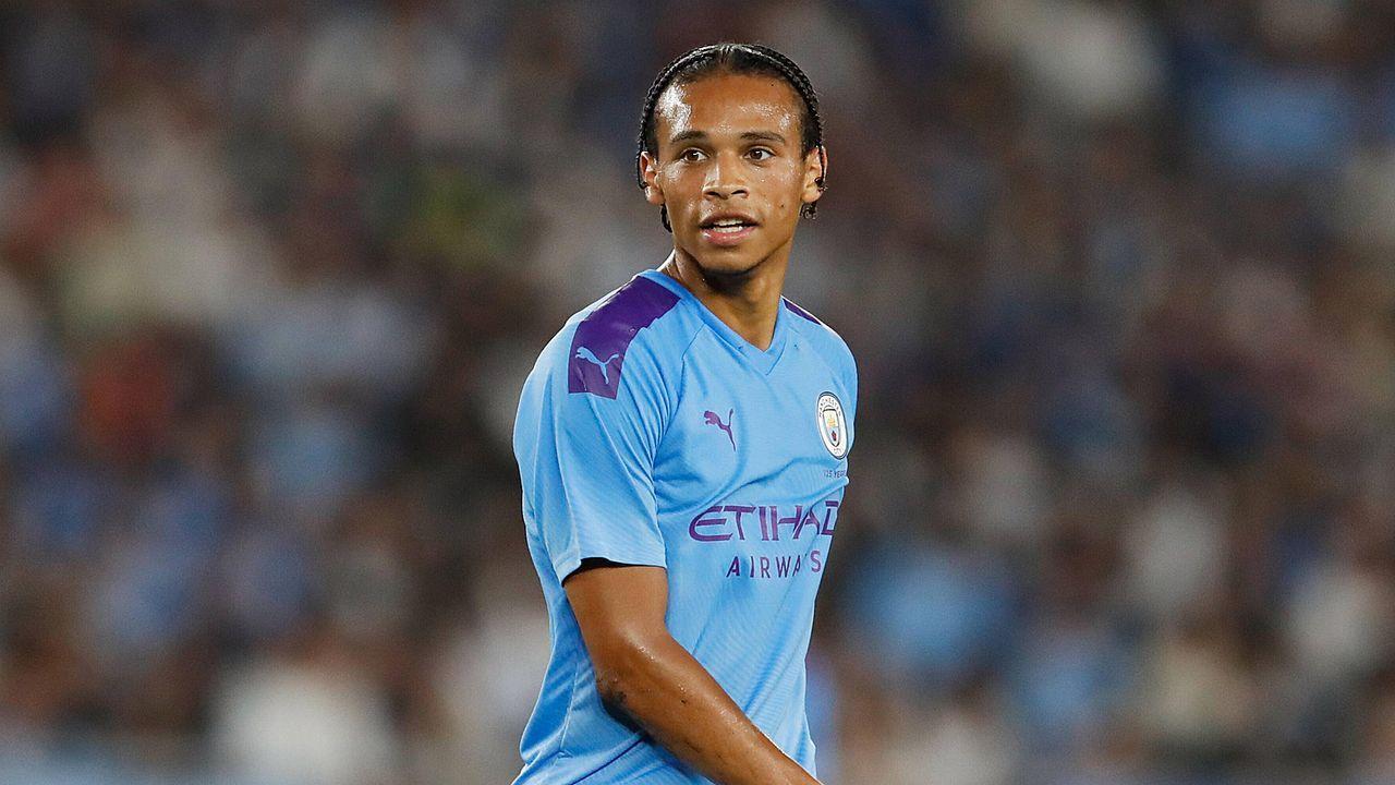 Leroy Sane (Manchester City) - Bildquelle: imago images / AFLOSPORT