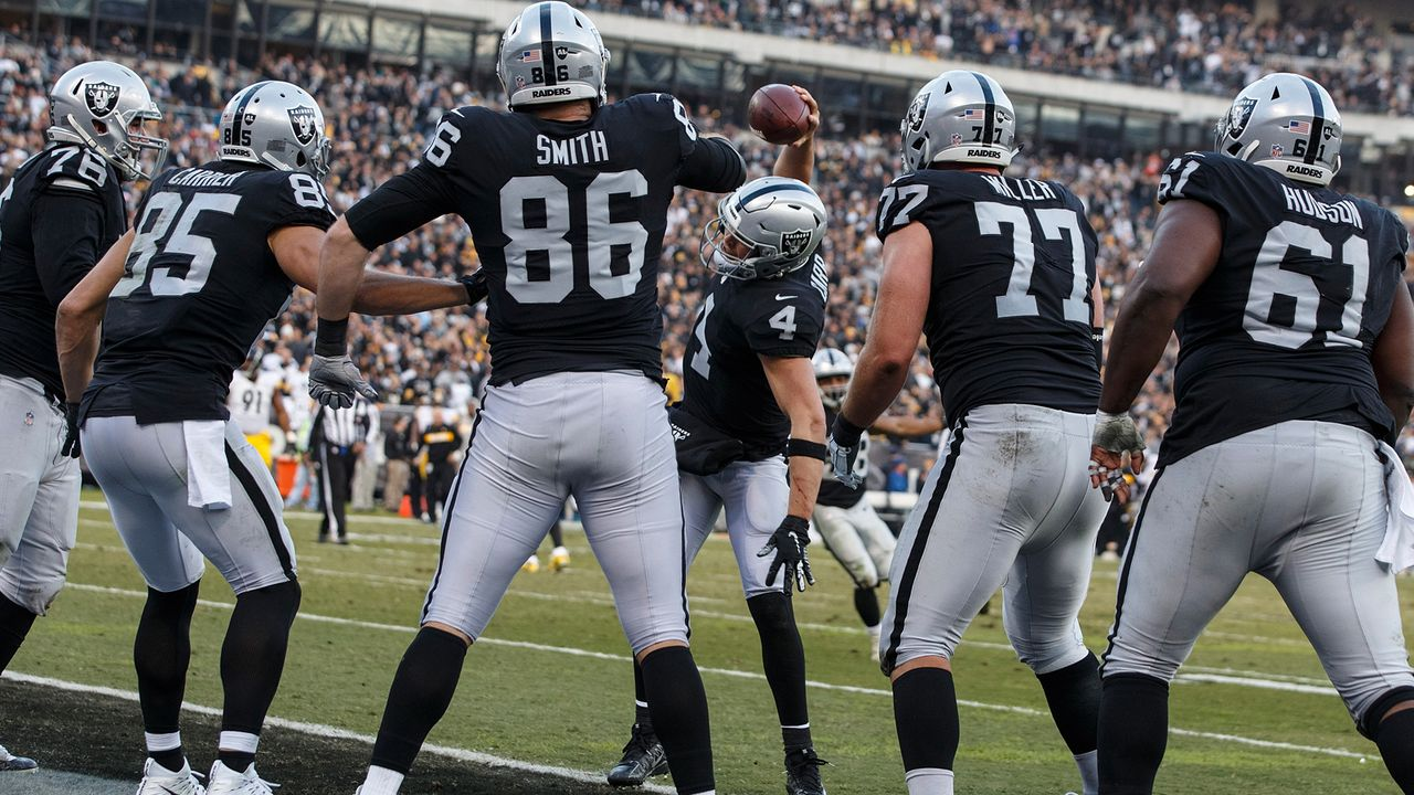 Platz 22: Oakland Raiders - Bildquelle: Getty Images