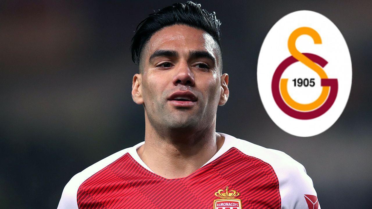 Radamel Falcao (AS Monaco) - Bildquelle: 2019 Getty Images